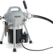 RIDGID 58960 - K-50-4 Sectional Drain Cleaner w/cable 3/4 – 4 in 110v