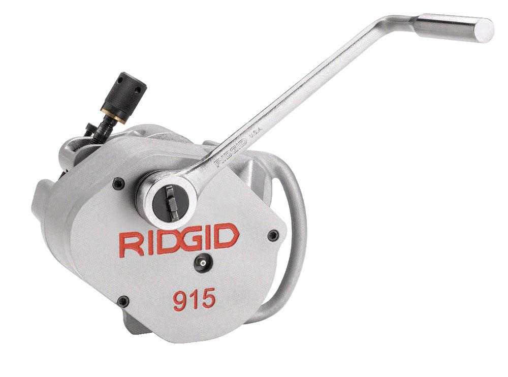 RIDGID 88232 - 915 Manual Roll Groover