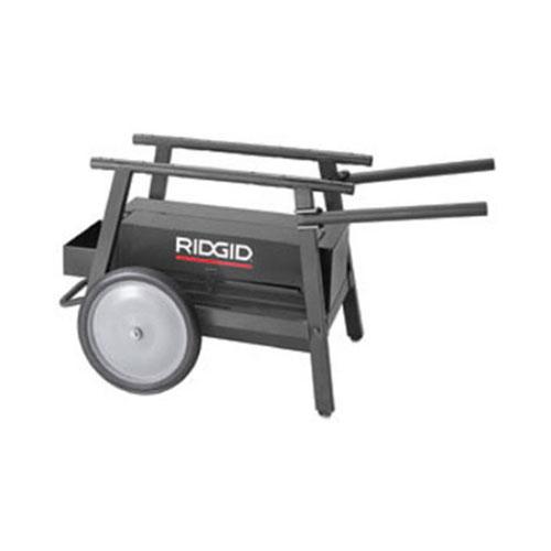 RIDGID 92467 - 200A Univ. Wheel & Cabinet Stand For 535 & 1224
