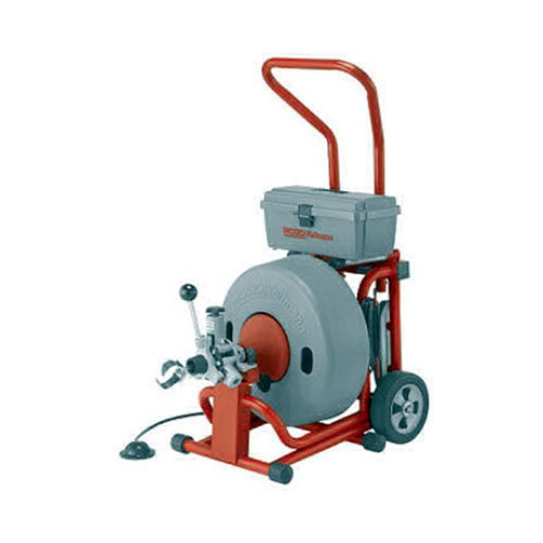 K-6200 Drum Drain Cleaner w/cable  3 - 6 in 110v