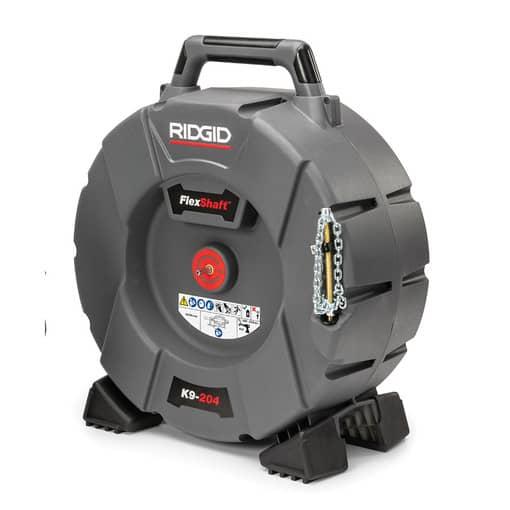 RIDGID 64273 - K9-204 FlexShaft® Machine