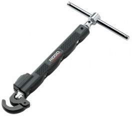 RIDGID 46753 - Telescopic Basin Wrench with LED 12-17in