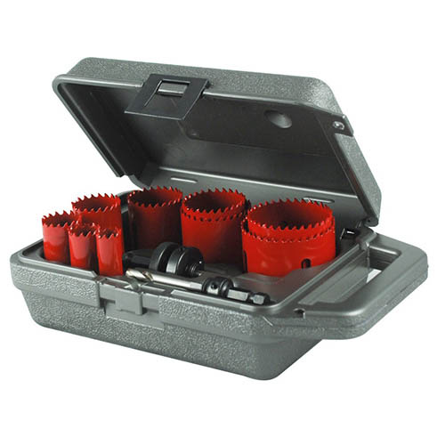 RIDGID 81500 - 1250 Combination Holesaw Kit