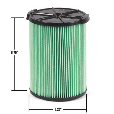 RIDGID_VF6000_dimensioned_FILTER - HEPA Filter for Vacuum- VF6000