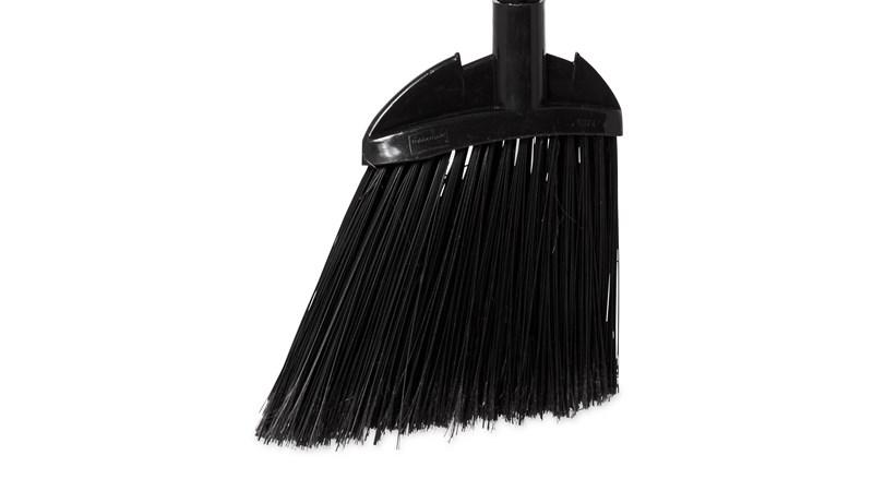 RUBBERMAID_FG637400BLA_Lobby Broom - Lobby Broom Black