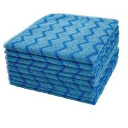 RUBBERMAID FGQ62000BL00 - Hygen Cloth 40 x 40cm Blue