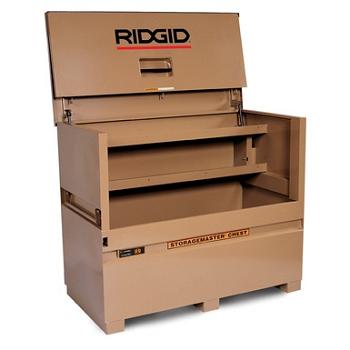 RIDGID 28131 - StorageMaster Chests – 60in; 337lbs 60 x 30 x 50 in