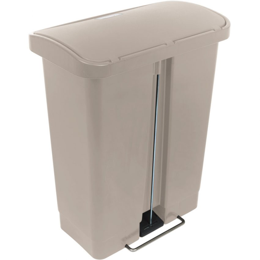 Rubbermaid_FG1883456_Slim Jim Beige 1