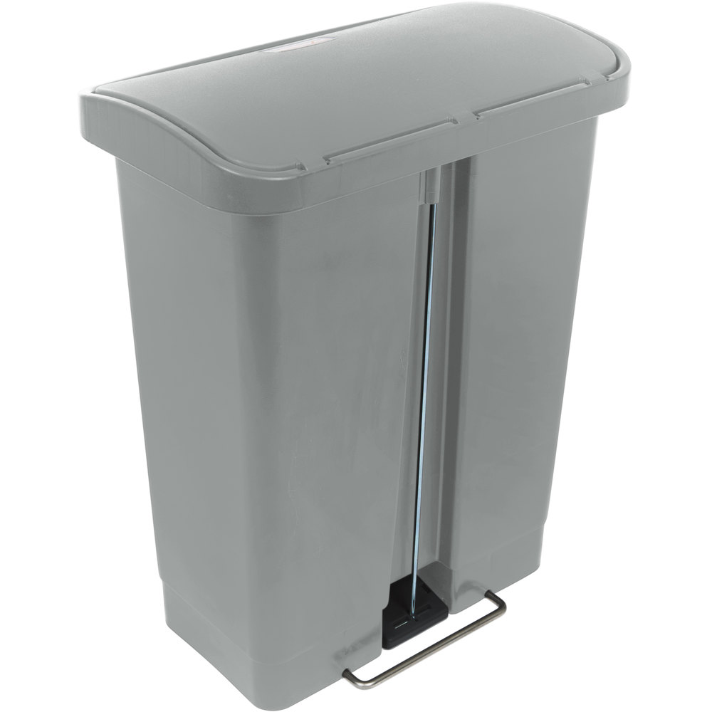 Trash & Recycling Containers