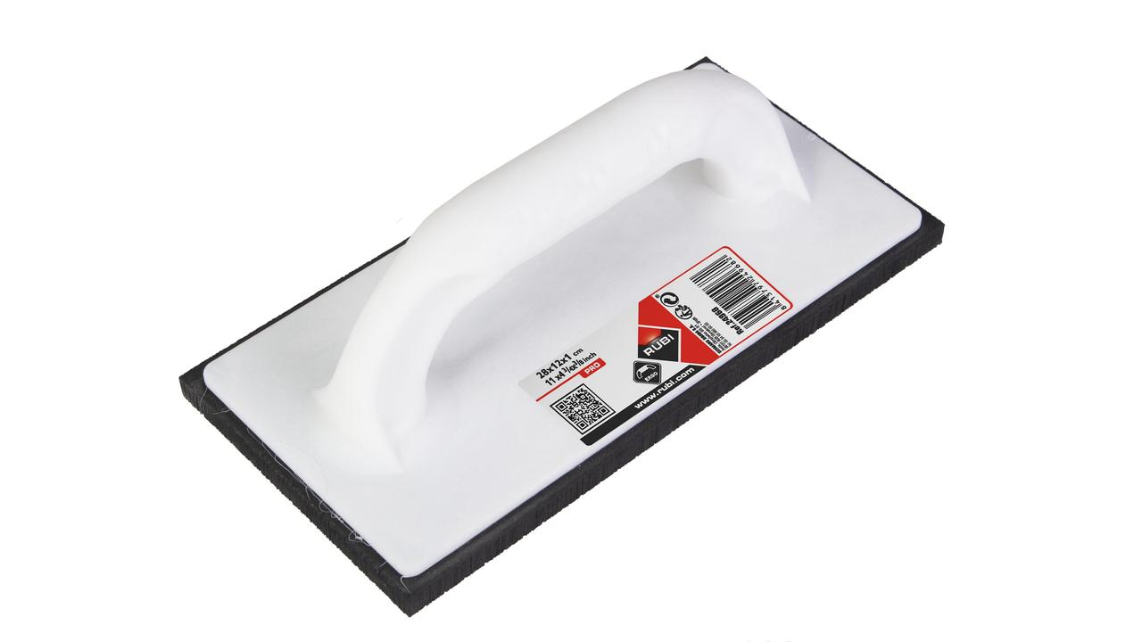 Rubi 10607 - Rubber Grout Trowel 22.5x10x1.5cm