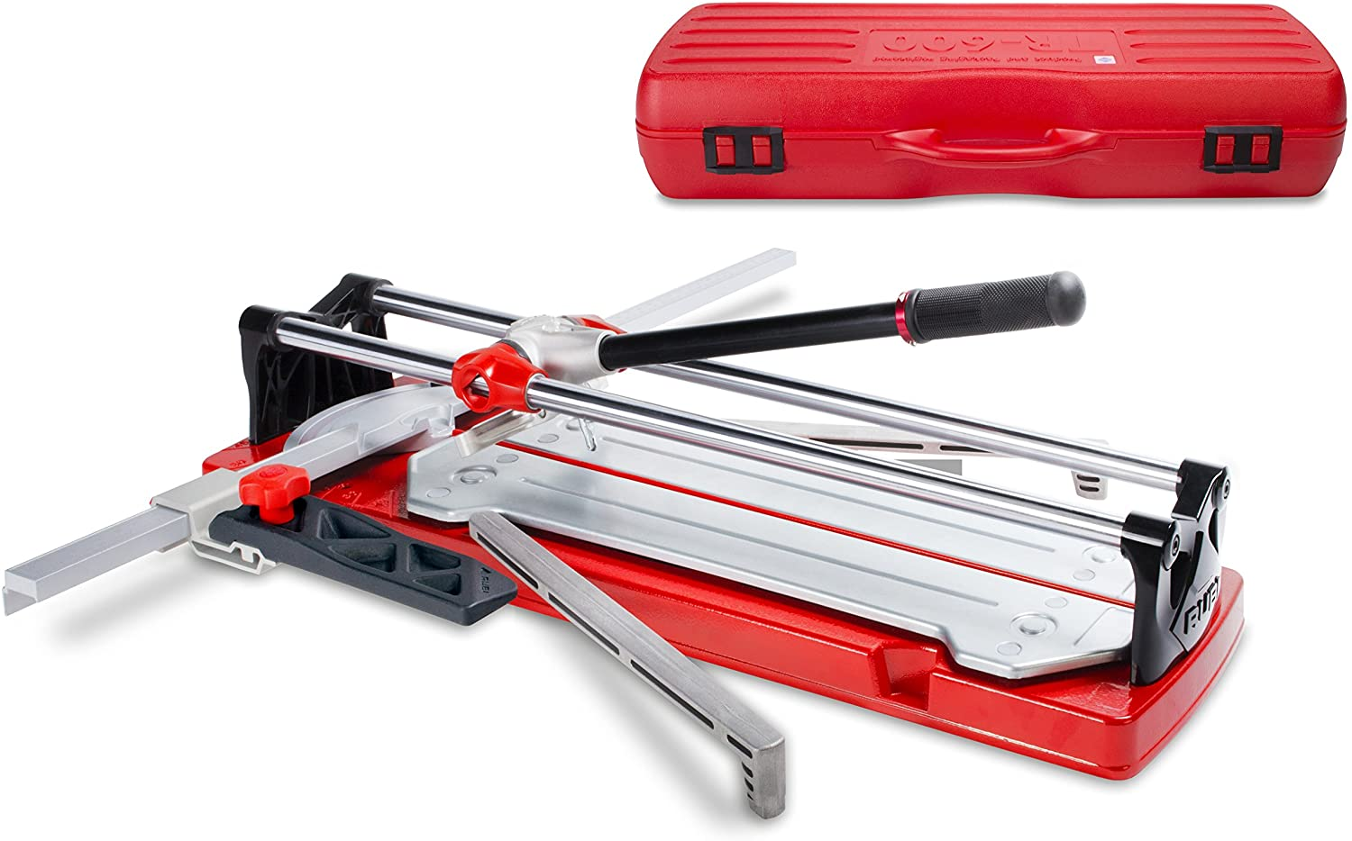Rubi 17905 - Manual Tile Cutter With carrying case Cut 60cm, TR-600 Magnet