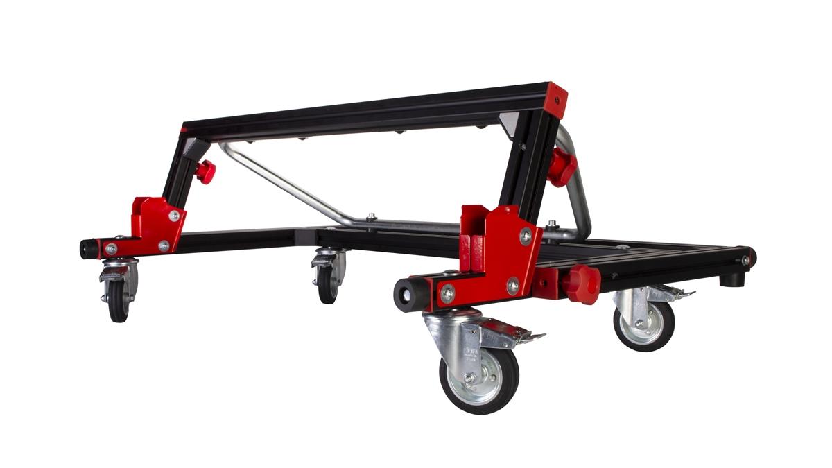 Rubi 18934 - Slab Trolley Max load: 140kg 360x160cm