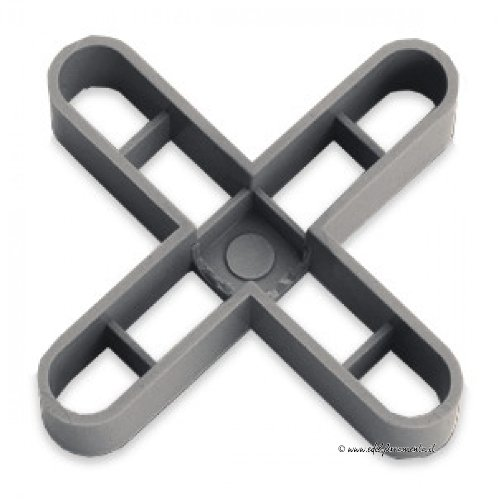 Spacers for ceramic tiles