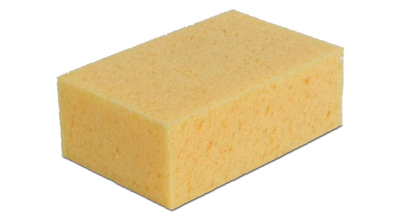 Sponges, floats and pads