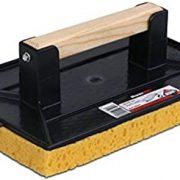 Rubi 20924 - Plastic Trowel with Sponge 28×19.5×2.5cm