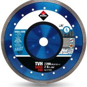 Rubi 31936 - 8″ Hard Material Turbo Viper Diamond Blade, TVH-200 SUPERPRO