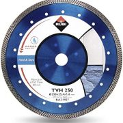 Rubi 31937 - 10″ Hard Material Turbo Viper Diamond Blade, TVH-250 SUPERPRO