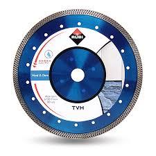 Rubi 31939 - 14″ Hard Material Turbo Viper Diamond Blade, TVH-350 SUPERPRO