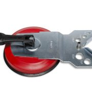 Rubi 50944 - Multidrill Guide Max: 83mm, centering hole 6-12mm  Suction cup 110mm