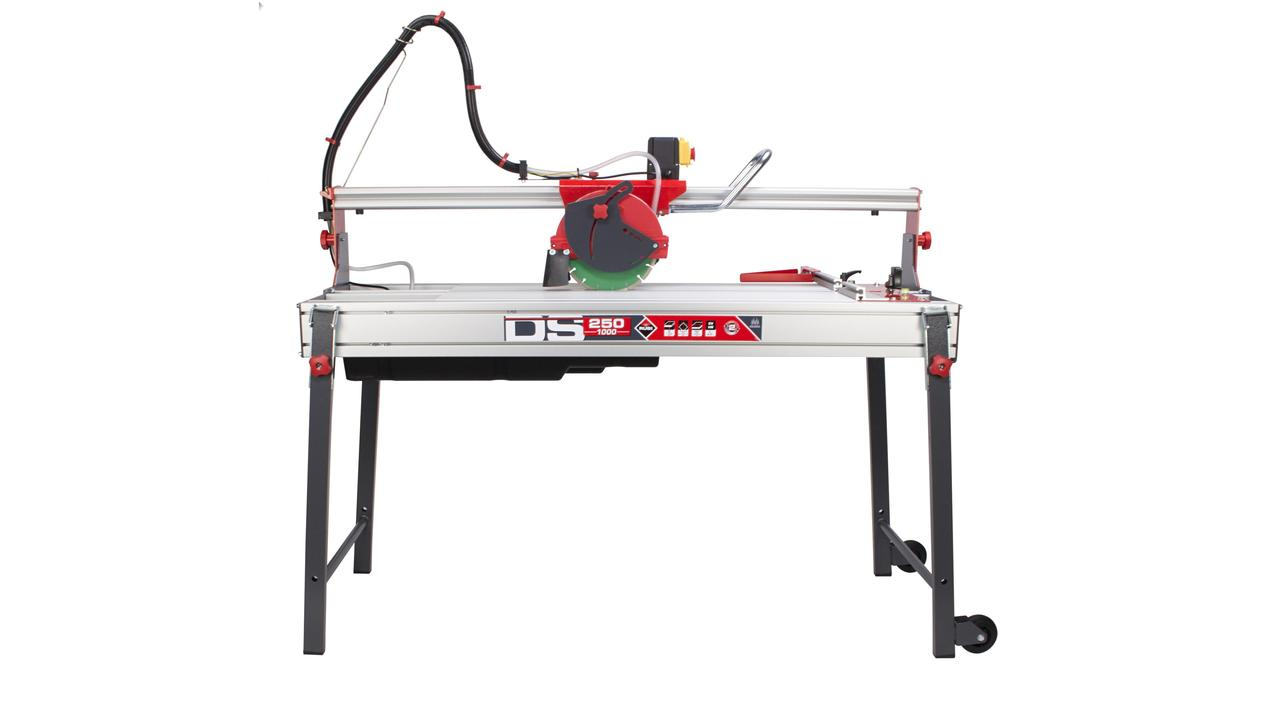 Rubi 52930 - Laser & Level Electric Cutter and Mitre Saw 230V, DS-250-N 1300
