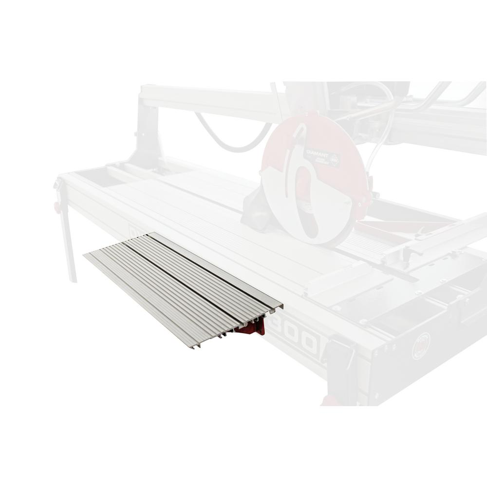 Rubi 54993 - Table Extesion for DV/DC Work surface 675x575mm