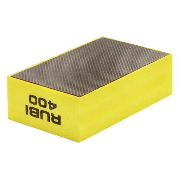 Rubi 61977 - Diamond Polishing Pad Grain 400 55x90mm