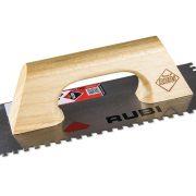 Rubi 65982 - Steel Notched Trowel 11″ 1/4×1/4 (6x6mm)