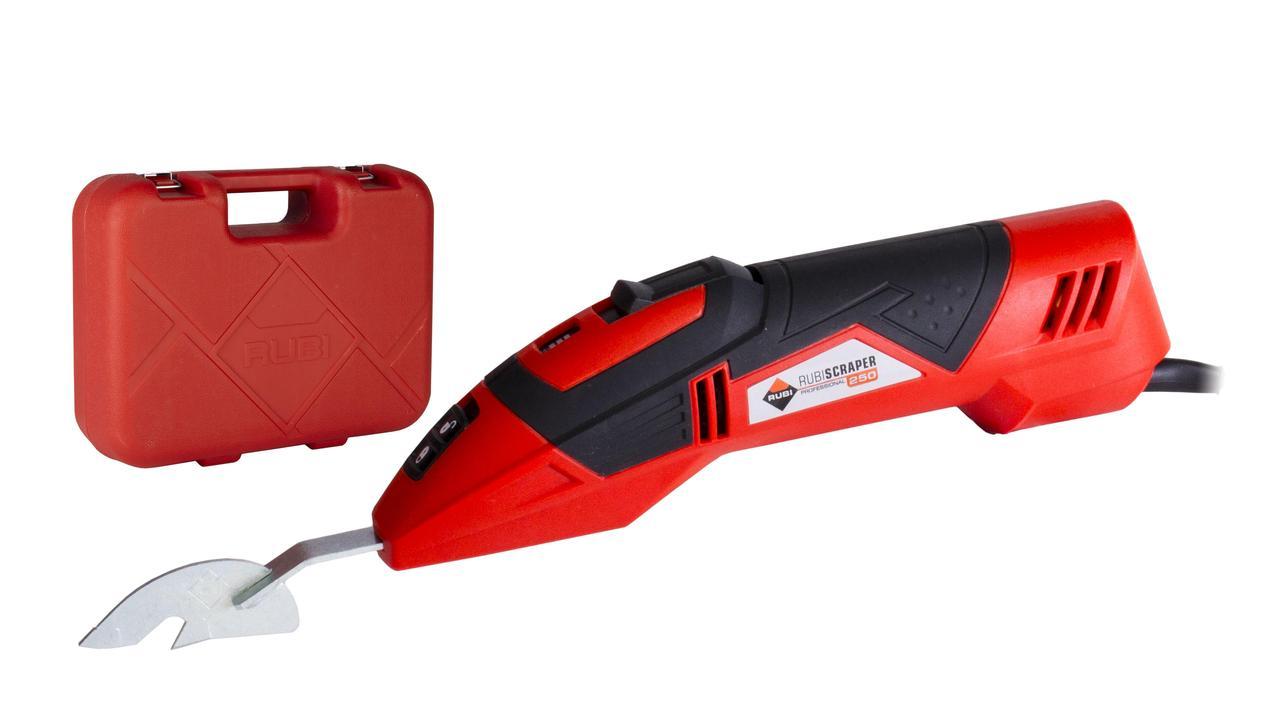 Rubi 66941 - 3 speed Grout Out Machine 230V, Rubiscraper-250