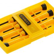 STANLEY STHT66052-8 - 6 Pieces Bi-Material Screwdriver Set