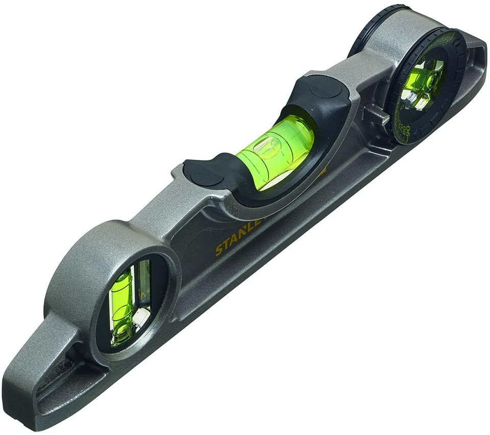 Stanley_0-43-609_Spirit Level 1 - 250CM Magnetic Spirit Level