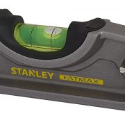 STANLEY 0-43-609 - 250CM Magnetic Spirit Level