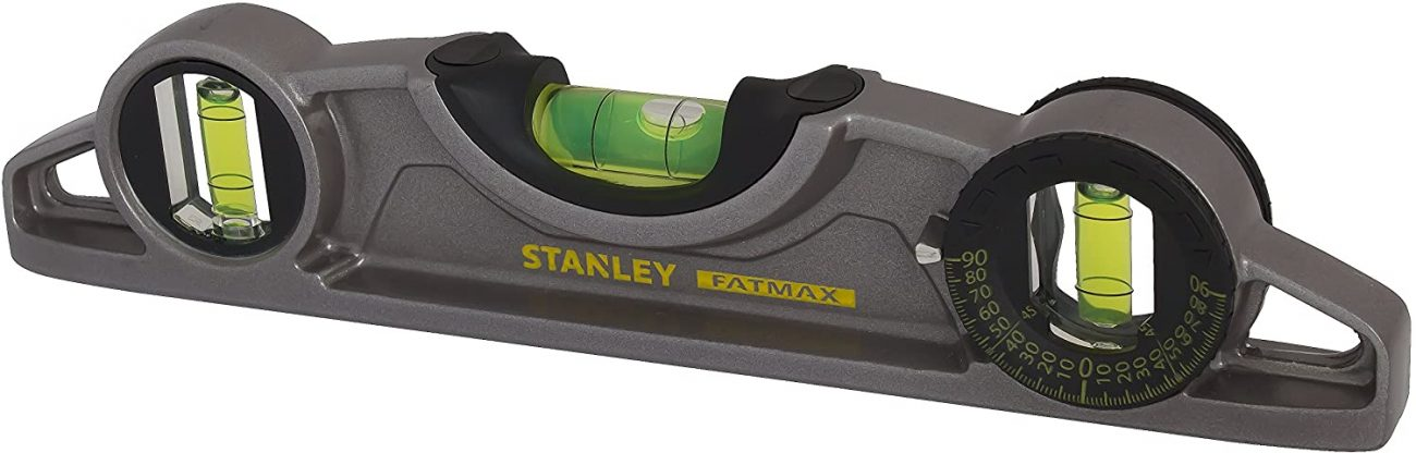 STANLEY 0-43-609 - 250CM Magnetic Spirit Level