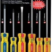 STANLEY 69-170 - 6 Pieces Pro Screwdriver Set