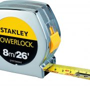 STANLEY STHT33428-8 - 8M Powerlock Tape Measure