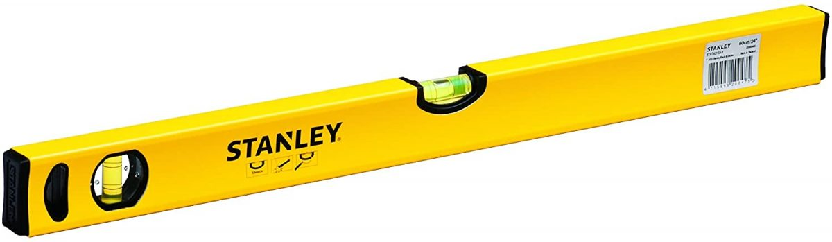 STANLEY STHT43103-8 - 60CM Classic Box Beam Level