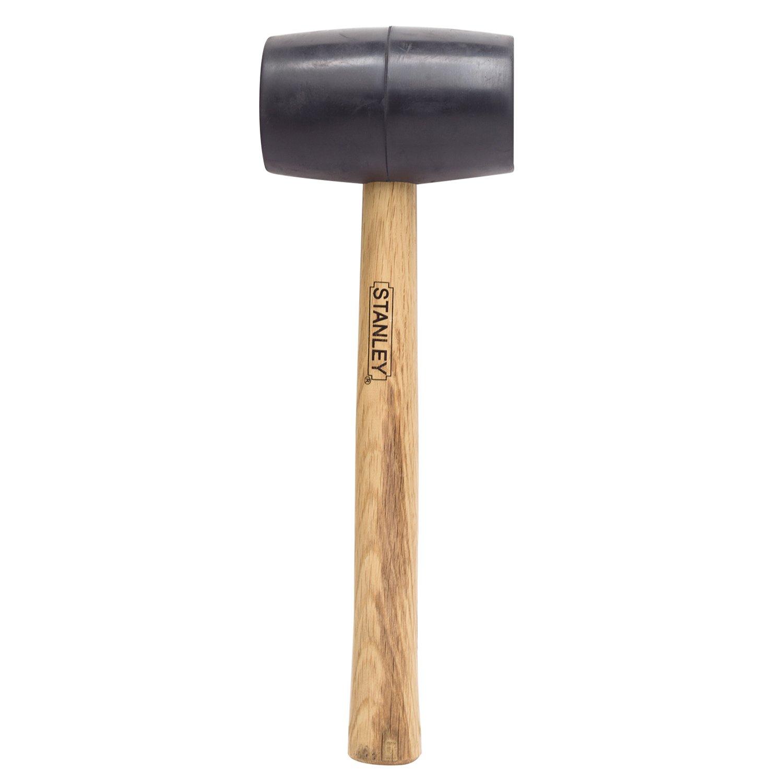STANLEY STHT57528-8 - 500grams Rubber Mallet Hammer
