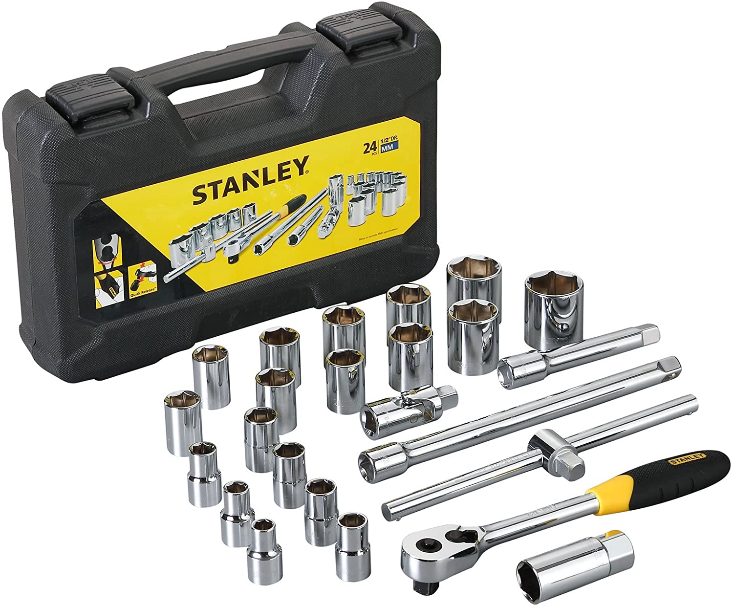 Sockets and Accessories-STMT72795-8-Stanley Distributors in UAE