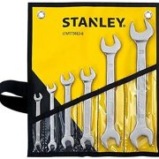 STANLEY STMT73663-8 - 6 Pieces Double open end wrench set