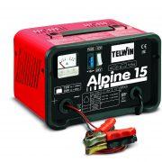 TELWIN 807544 - ALPINE 15 Battery Charger, 230V 12-24V