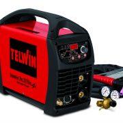 TELWIN 816116 - SUPERIOR TIG 251 DC-HF/LIFT VRD 400V+ACC, TIG and MMA Inverter Welding Machine – P-Max(7.5kW)