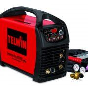TELWIN 816117 - SUPERIOR TIG 252AC/DC HF/LIFT VRD 400V+A, TIG and MMA Inverter Welding Machine – P-Max(7.5kW)