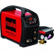 TELWIN 816123 - SUPERIOR T.311 DC-HF/LIFT 230-400V +ACC, TIG and MMA Inverter Welding Machine – 6.2/6.3kW