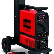 TELWIN 816131 - SUPERIOR TIG 322 AC/DC-HF/LIFT 400V AQUA, TIG and MMA Inverter Welding Machine – P-Max(10KW)