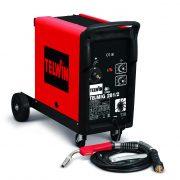 TELWIN 820099 - TELMIG 281/2 TURBO 230V, MIG-MAG welding machine, P-Max(9.5kW)