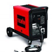 TELWIN 821055 - TELMIG 180/2 TURBO 230V, MIG-MAG welding machine, P-Max(5.2kW)