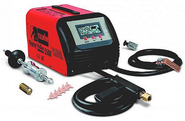 TELWIN 828119 - DIGITAL PULLER 5500 400V, Spot Welding Machine