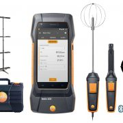 TESTO 400 - IAQ and comfort kit with tripod