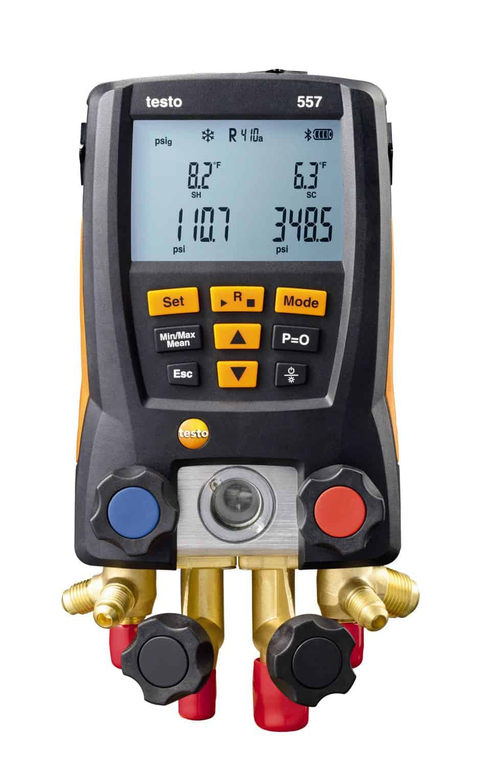Testo-557_Digital Manifold Kit