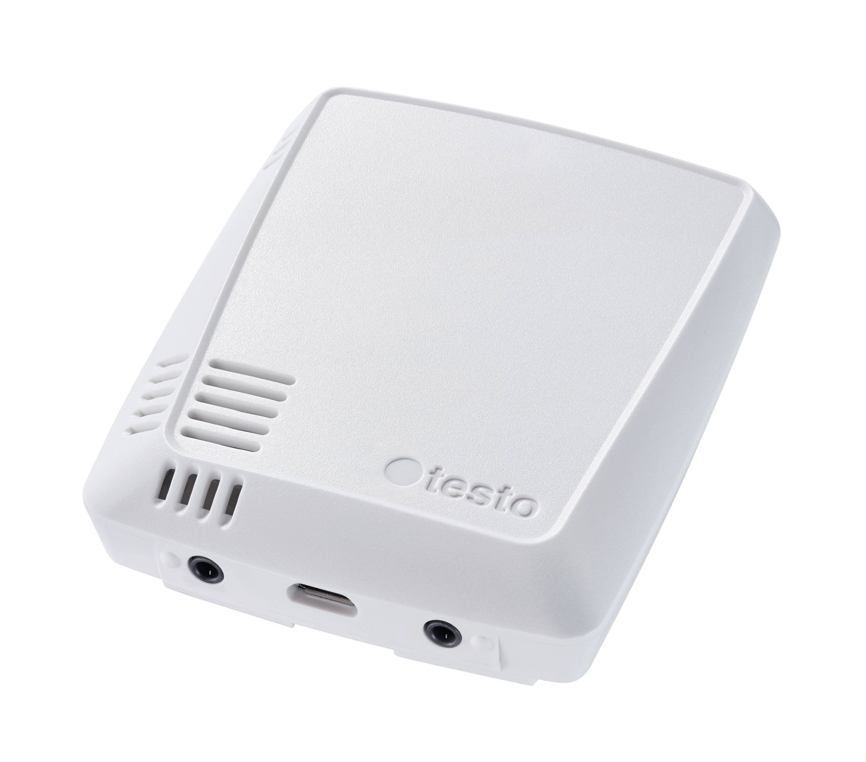 Testo_160_THE_Wi-Fi data logger with internal temperature and humidity sensors and 2 connections for external probes - Wifi Data-Logger with integrated temperature and humidity sensor and 2 connections for probes