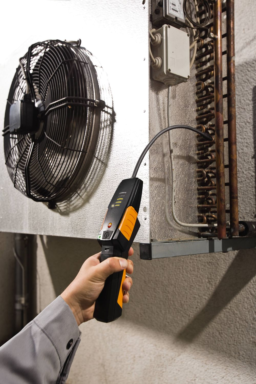 Testo_316-3-Refrigerant Leak Detector_master - Refrigerant Leak Detector – 20 to 80 %RH